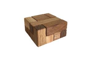 cuboid wooden 3d puzzle