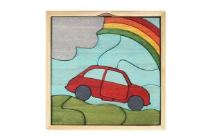 wooden car puzzle v1